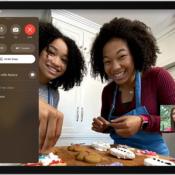 Center Stage in FaceTime op de iPad Pro