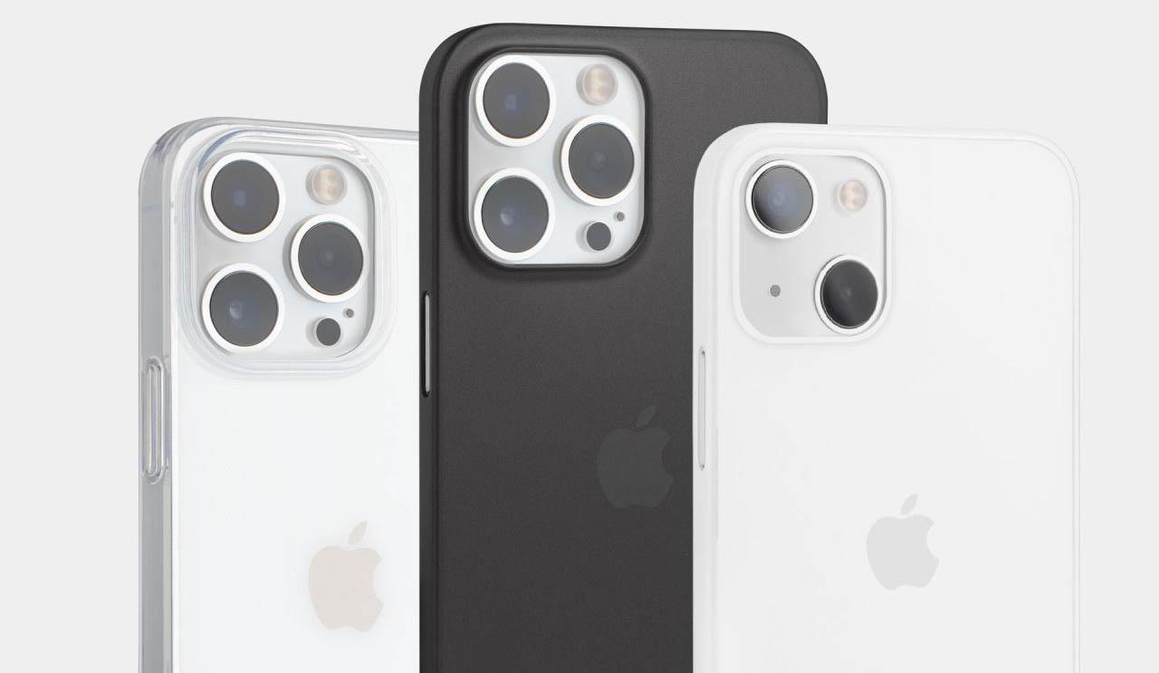 Totallee hoesjes voor iPhone 13