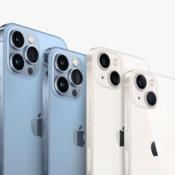 iPhone 13-modellen