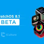 watchOS 8.1 beta