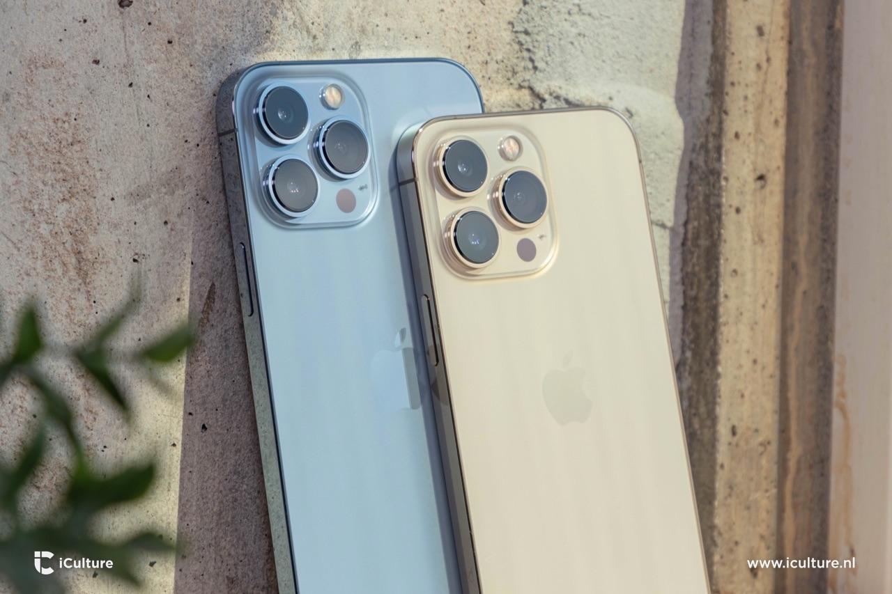 iPhone 13 Pro en iPhone 13 Pro Max 2