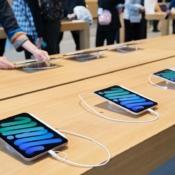 iPad mini 6 in de Apple Store