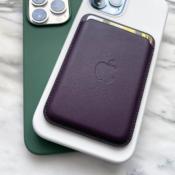Wallet Case 2e generatie paars