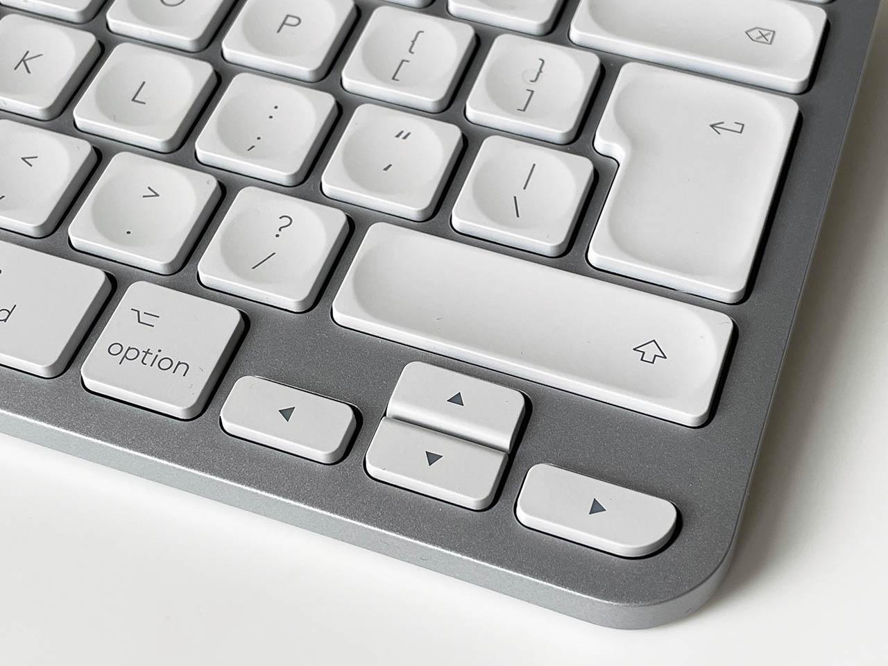 Logitech MX Keys Mini Enter-toets