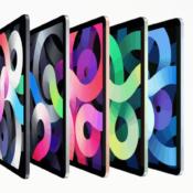 iPad Air 2020 kleuren