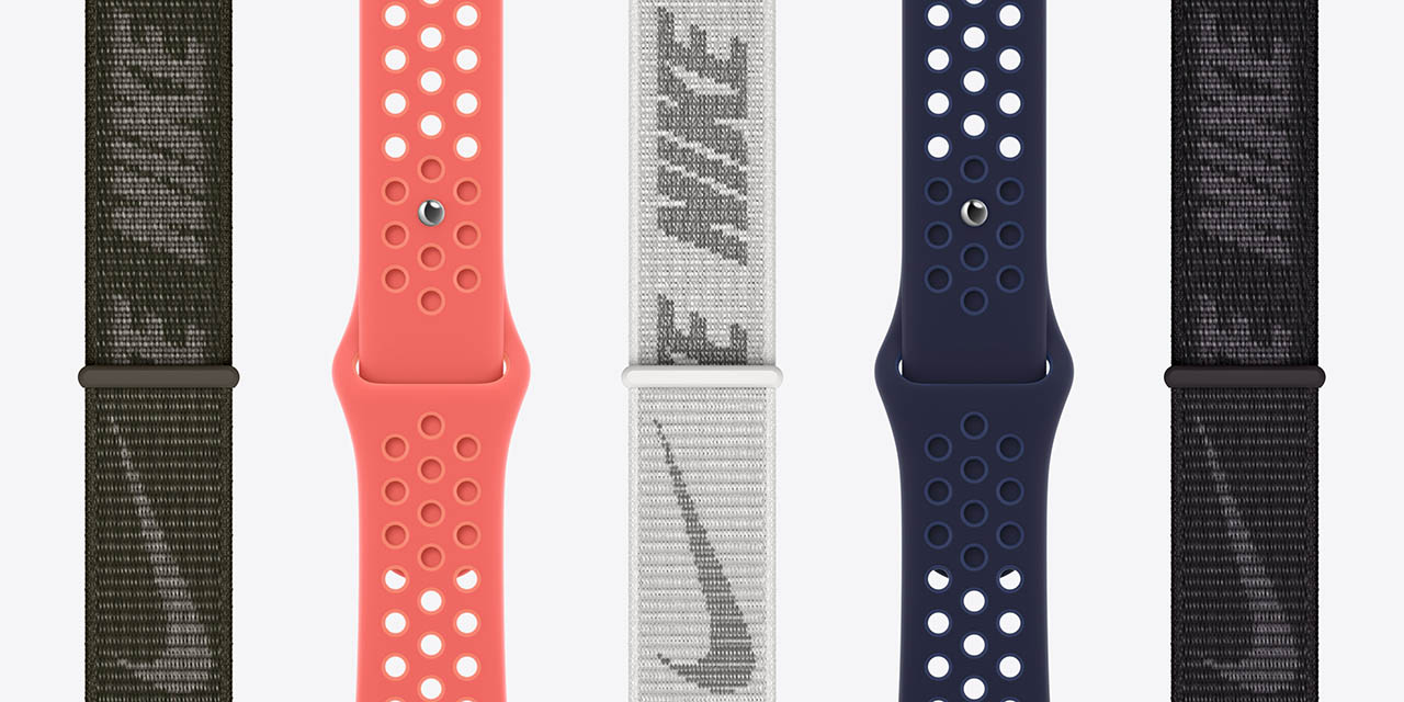 Nike Apple Watch bandjes 2021
