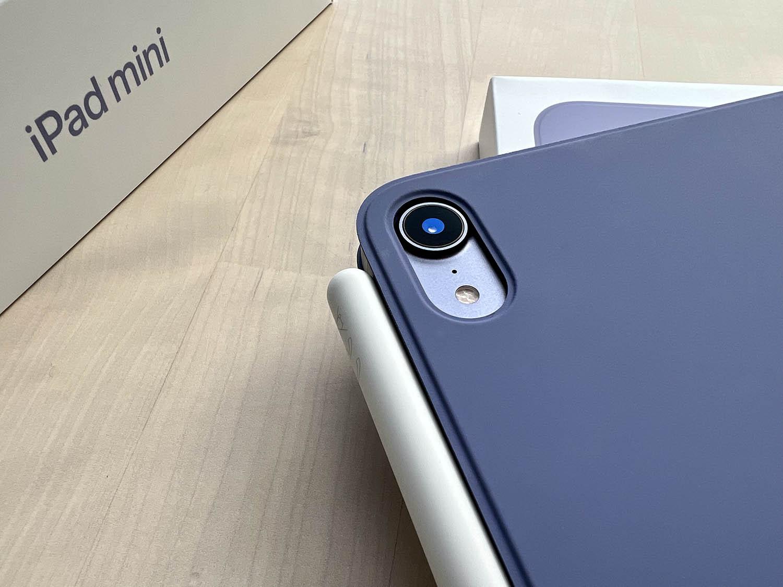 iPad mini 6 review: de camera aan de achterkant, nu met flitser