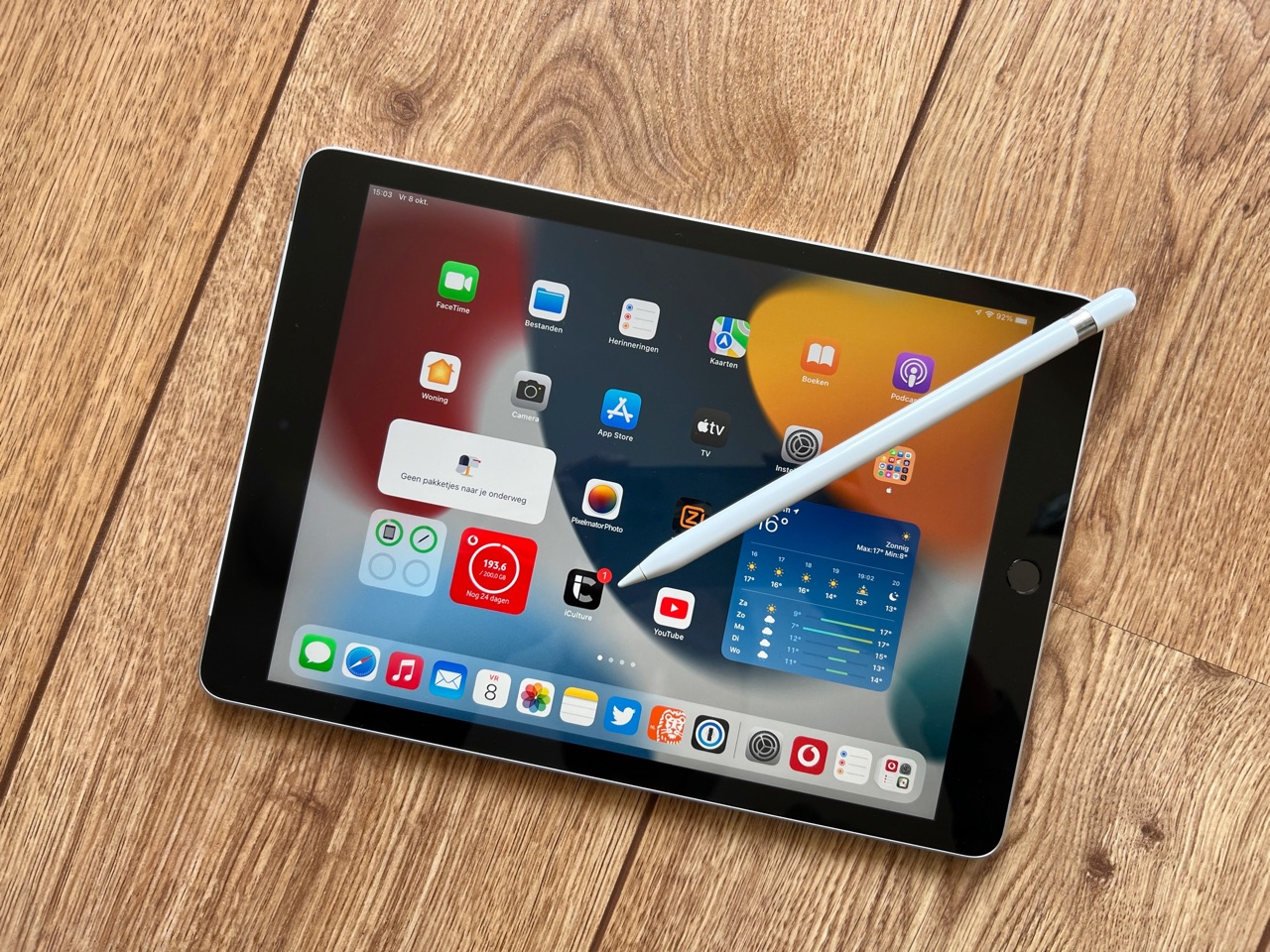 iPad 2021 review.