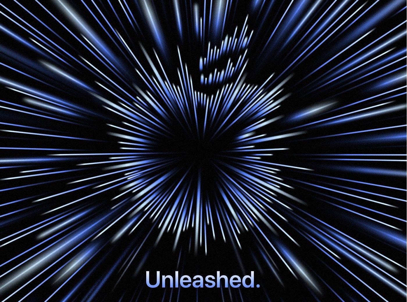 Apple Unleashed event oktober 2021.