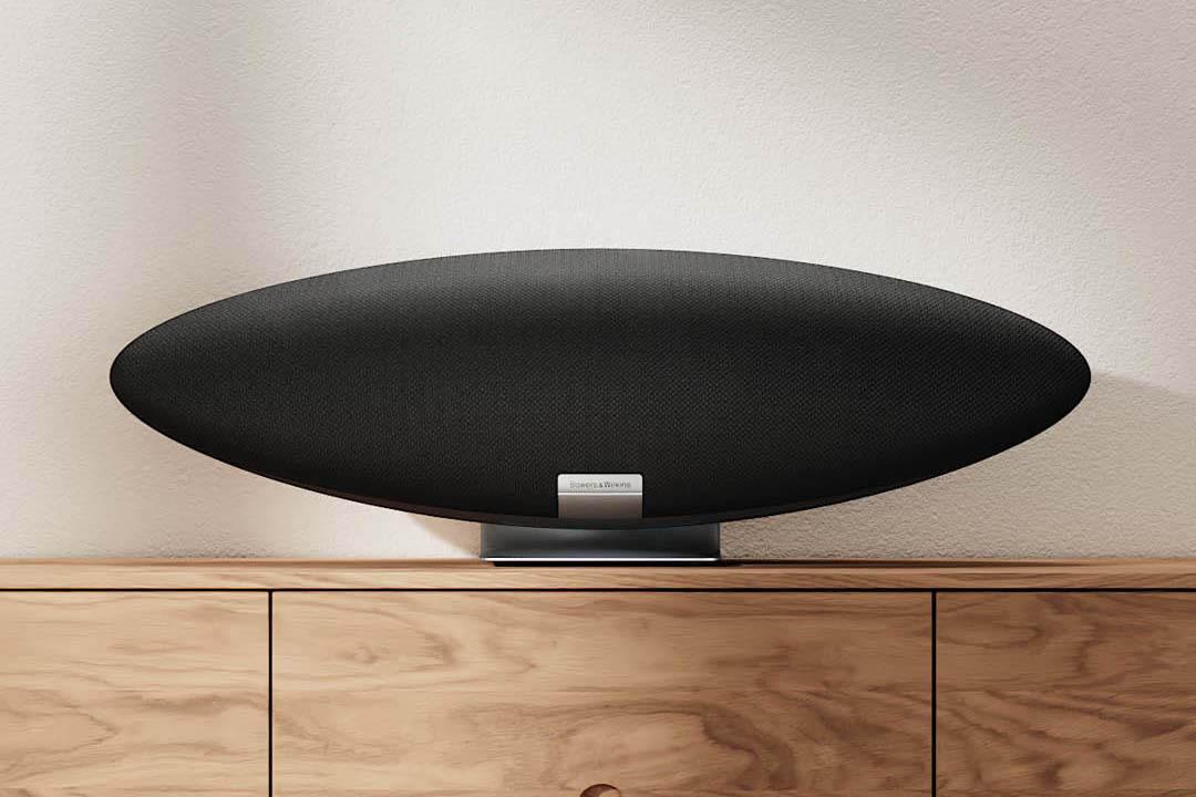 Bowers & Wilkins Zeppelin AirPlay 2 speaker