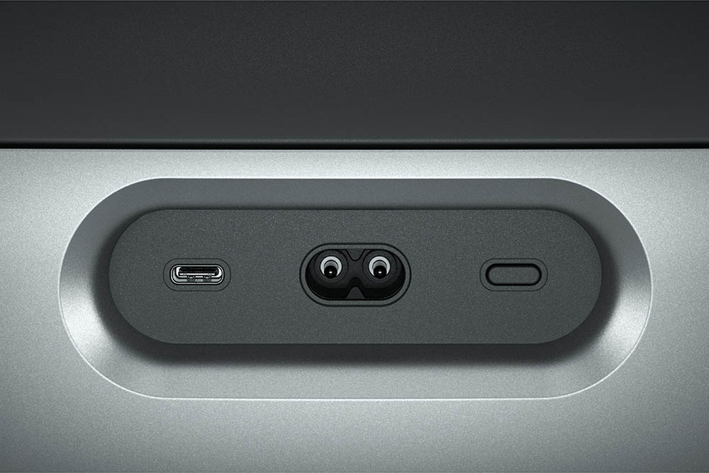 Bowers & Wilkins Zeppelin AirPlay connections