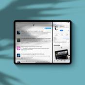 Split View op de iPad