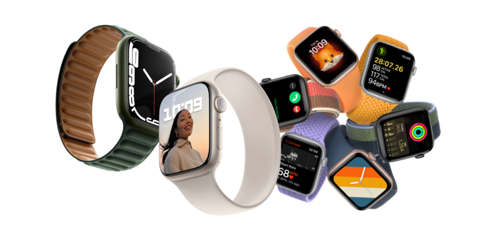 Apple Watch Series 7 vs Apple Watch Se.