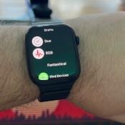 Missend app icoon Apple Watch Series 7