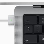 16-inch MacBook Pro 2021 met MagSafe connector