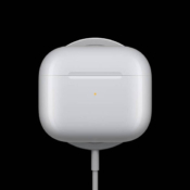 AirPods op MagSafe-lader