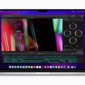 MacBook Pro met notch