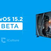 tvOS 15.2 beta